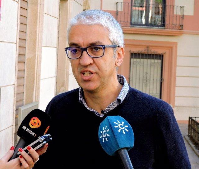 [Grupoalmeria] Psoe Almería. Nota Grupo Municipal Socialista De Almería