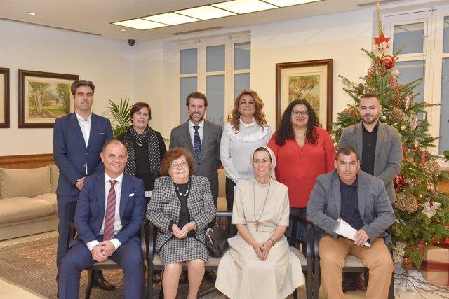 [Grupocanarias] Nota De Prensa Y Fotografía: Premios Solidaridad Convocatoria 20