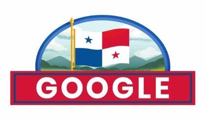 Google homenajea el 115º aniversario de la independencia de Panamá