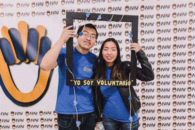 Voluntarios de Inpavi