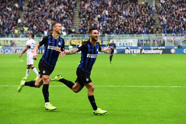 Inter de Milán - Genoa (5-0)