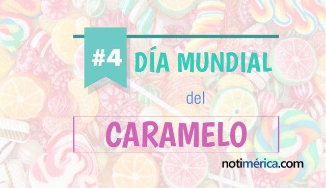 Día mundial del caramelo