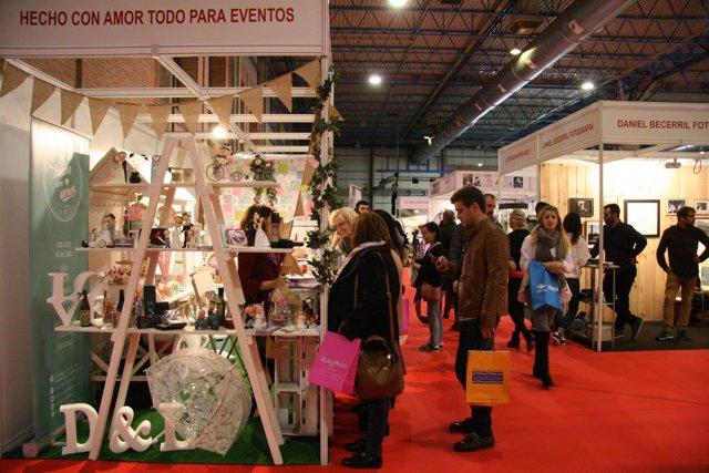 Salón Nupzial 2017 en la Feria de Zaragoza.