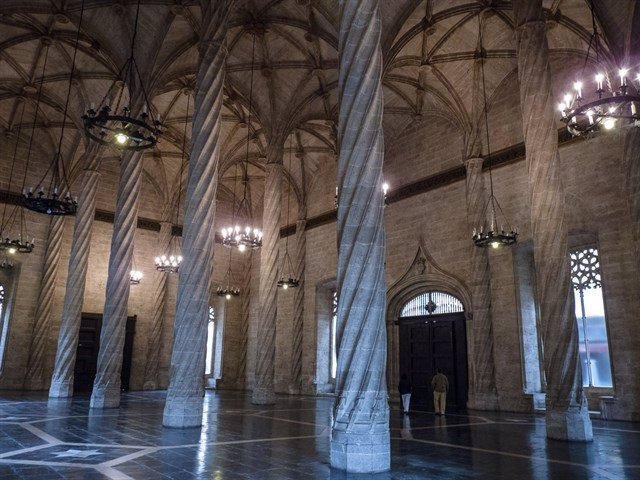 Lonja de València (archivo)