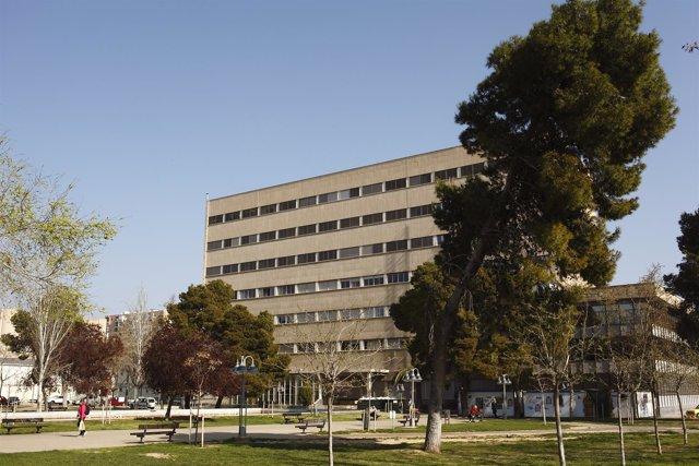 Campus Universidad Plaza San Francisco en Zaragoza
