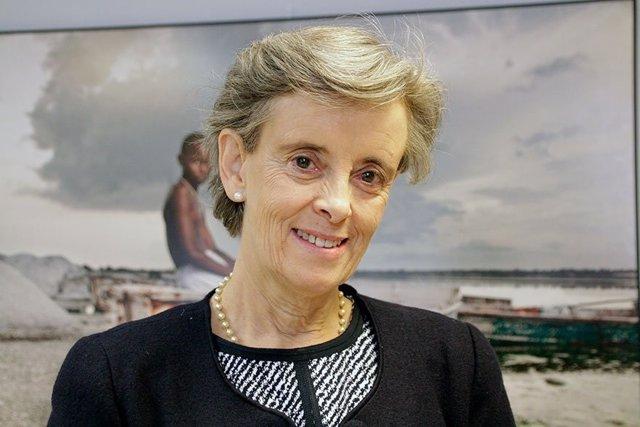 Marta Santos, la representante especial de la ONU sobre violencia contra niños