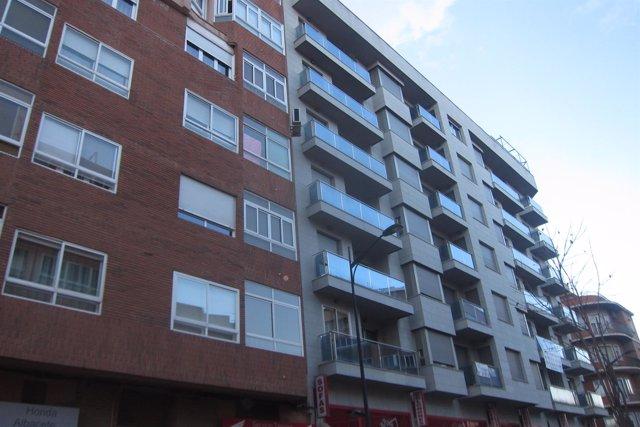 Imagen de ARchivo- Edificio de viviendas