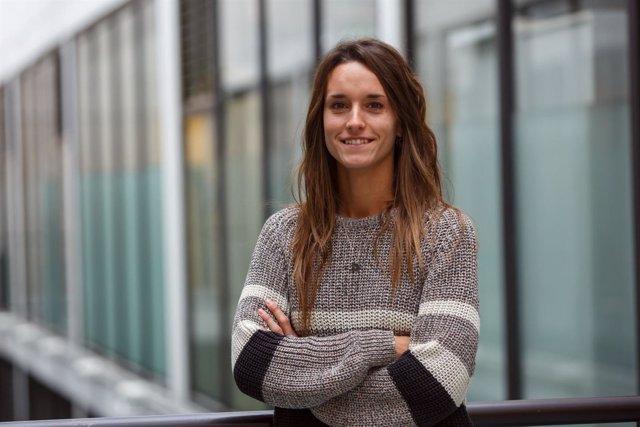La investigadora Diana Marín Ederra