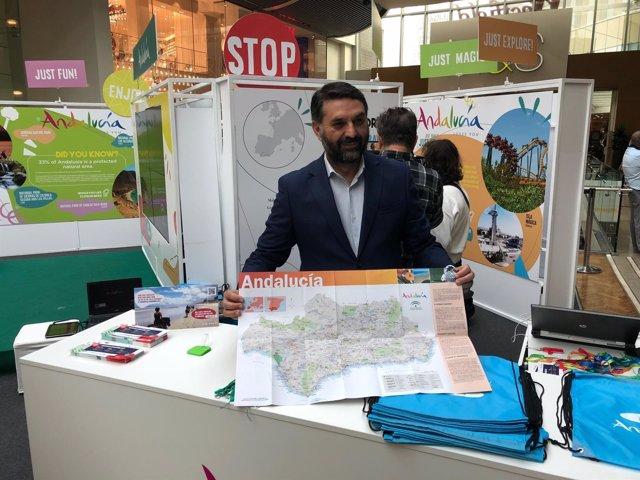 Acción directa de la Junta de Andalucía en Londres