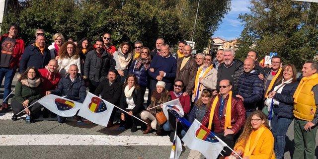 Valladolid.- Delegación de CyL en Alsasua