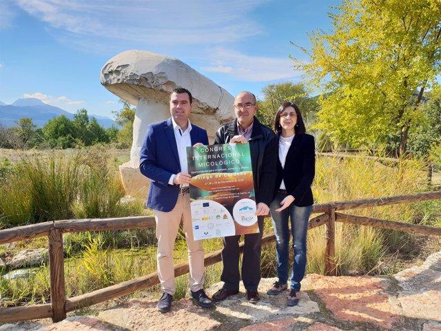 Presentación del congreso micológico en Priego de Córdoba