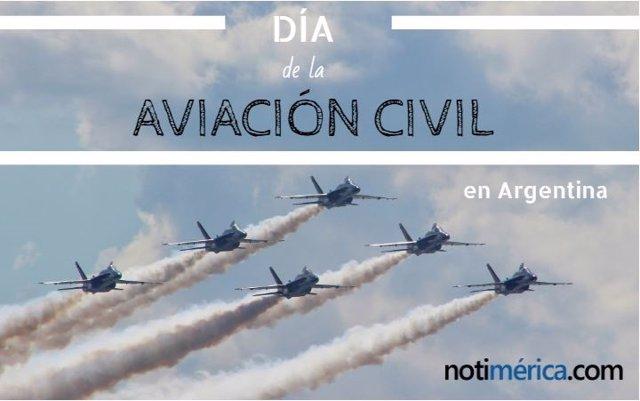 Día de la Aviación Civil en Argentina