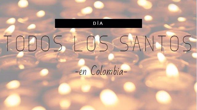 Día de Todos los Santos en Colombia