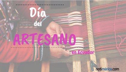 5 de noviembre: Día del Artesano Ecuatoriano