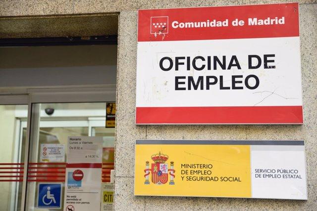 Oficina de empleo, paro, trabajo