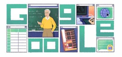 Google celebra el 82° aniversario del nacimiento de Michael Dertouzos