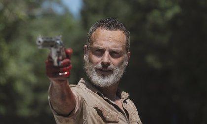 The Walking Dead: Andrew Lincoln protagonizará tres películas como Rick Grimes