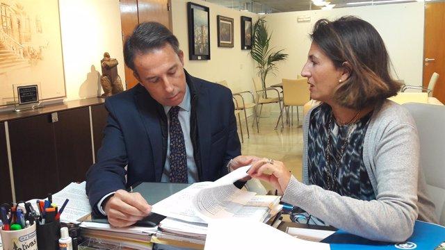 Gil y Borrego registran la proposición