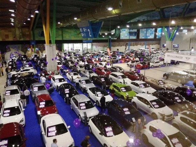 Abellón 2 del Salón Motor Ocasión Málaga 2018