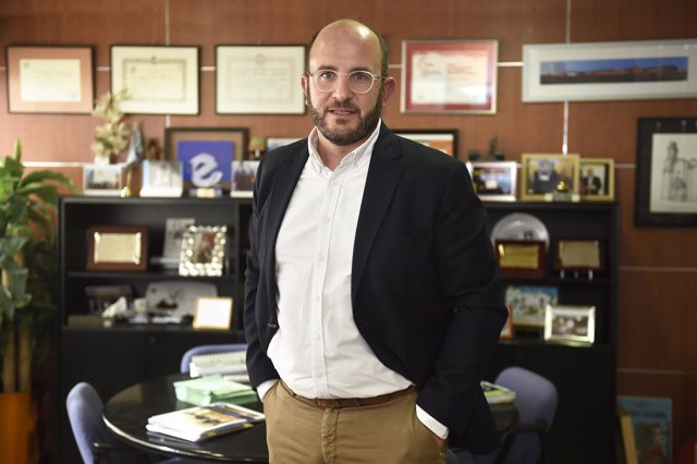 Marc Cerón, consejero delegado de Ilerda Serveis