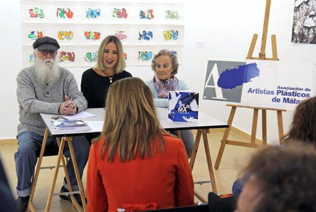 Nota Iniciativas Artistas Aplama Centros Escolares Malagueños
