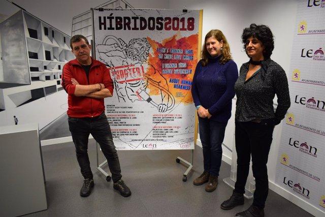 Presentación de 'Híbridos 2018'.