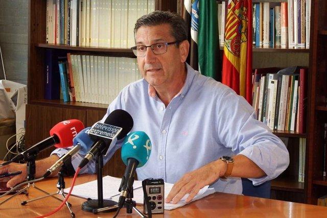 Director general de Empleo,  Javier Luna