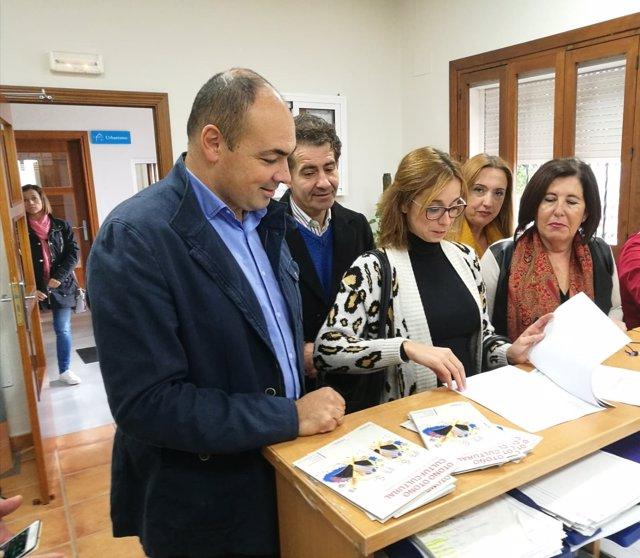 Oposición alhaurin Registra petición pleno extraordinario moción de censura