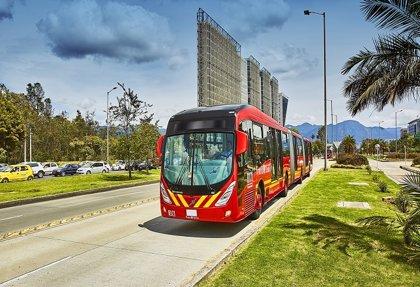 700 autobuses urbanos de Volvo empezarán a operar en Bogotá a partir de marzo de 2019