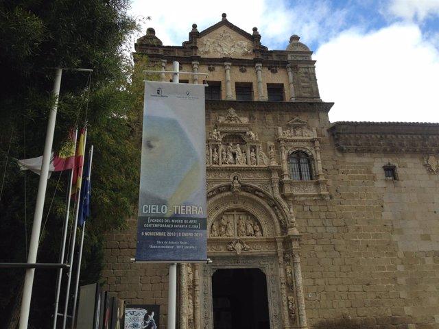 Inauguración de 'Cielo-Tierra' en el Museo de Santa Cruz de Toledo