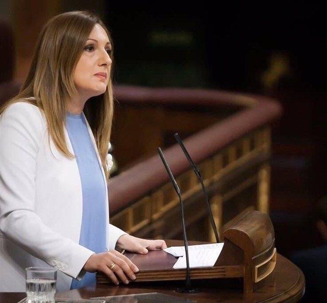La Portavoz De La Comisión De Agricultura Del PP En El Congreso