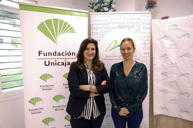 Colaboración entre Fundación Unicaja y AFAM