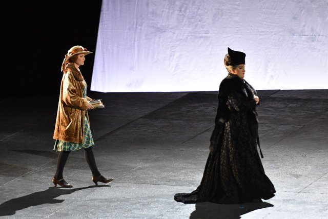 Ópera Katia Kabanova