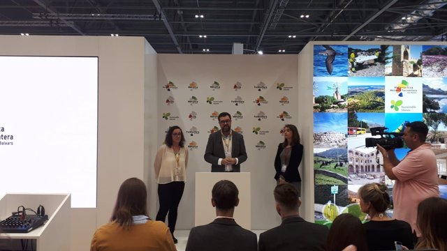 Noguera presenta el catálogo de establecimientos de Palma en Londres