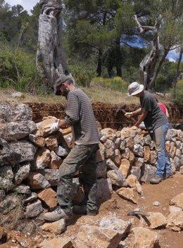 Constructor de piedra en seco