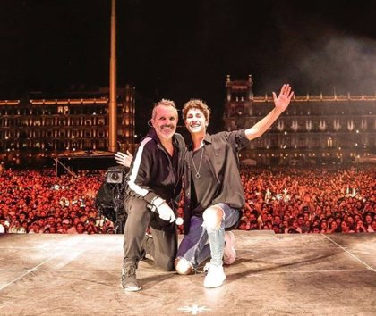 ¿Quién es Juanpa Zurita, el supuesto nuevo amor del cantante Miguel Bosé?