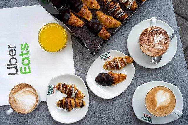Uber Eats: El desayuno sigue siendo la comida más importante del día