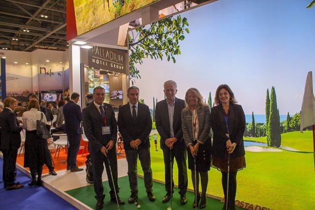 Costa del sol presenta candidatura Solheim cup 2023 toneo mundial femenini golf