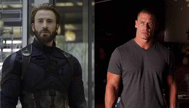 ¿Será John Cena El Nuevo Capitán América Tras Vengadores 4?