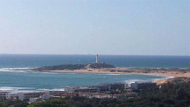 Faro de Trafalgar en Los Caños de Meca
