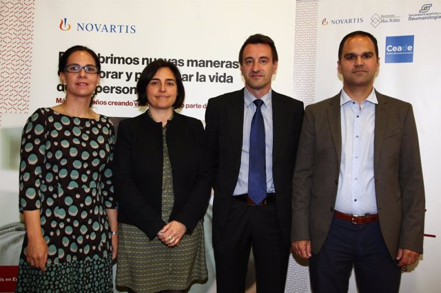 Presentación Atlas de la espondiloartritis axial en España