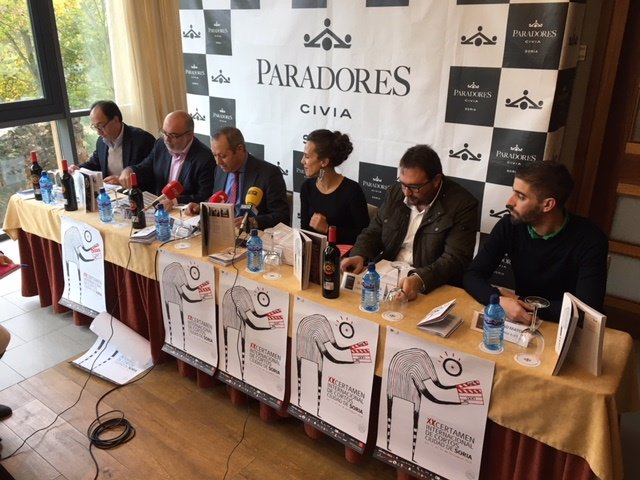 Presentación del Certamen de Cortos de Soria.