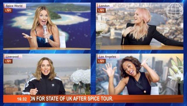 Spice Girls vuelven