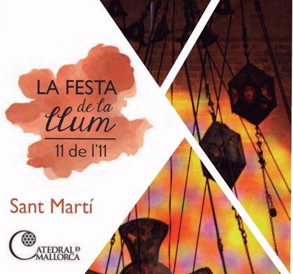 La Catedral de Mallorca abrirá este domingo sus puertas para mostrar la 'Fiesta de la luz'