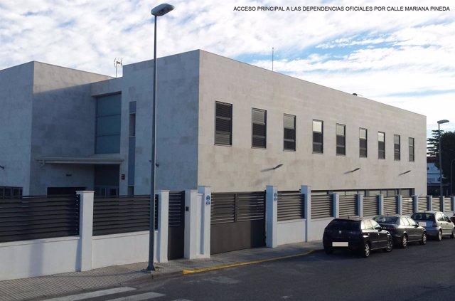 Nuevo cuartel de Priego de Córdoba