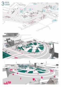 Proyecto de Skatepark en la Marina de València