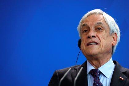 """Piñera pedirá a Macron que """"intermedie"""" para revocar el asilo concedido al ex guerrillero Ricardo Palma"""