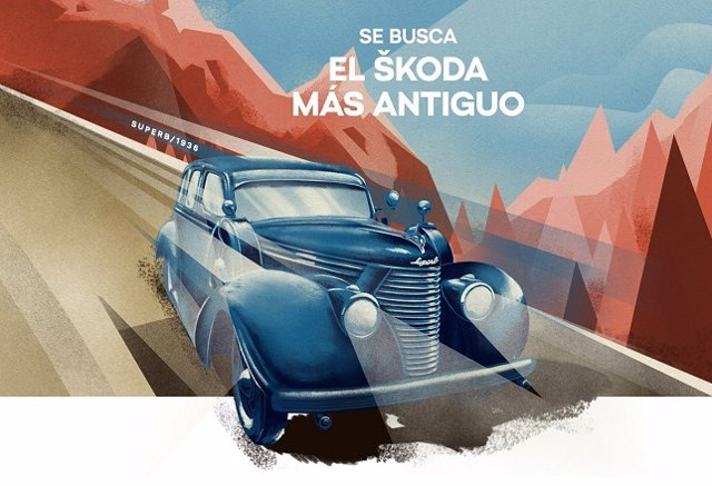 Skoda busca el modelo más antiguo de la marca en España