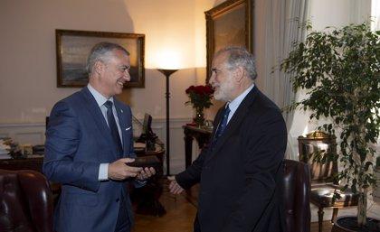 Urkullu destaca el potencial de Chile para Euskadi por la seguridad económica y garantía jurídica que ofrece a empresas