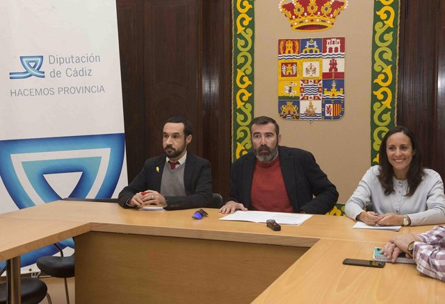 Javier Pizarro, diputado provincial del PSOE en Cádiz